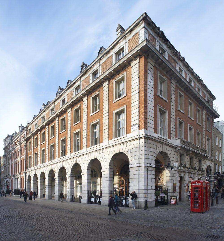 25 Covent Garden Exterior